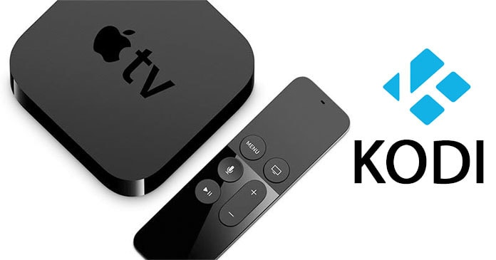 install kodi on apple tv 4