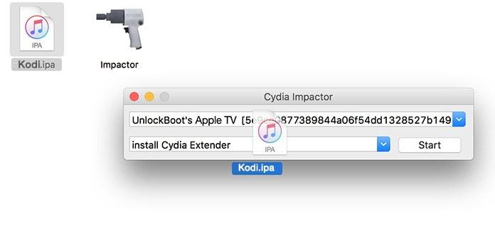 download kodi on apple tv 4