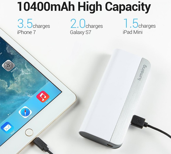 best power bank for iphone 7