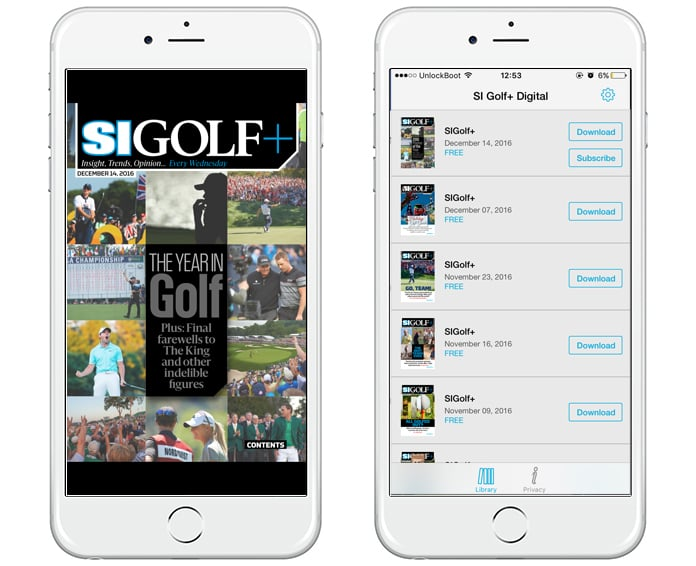 golf best app for iphone