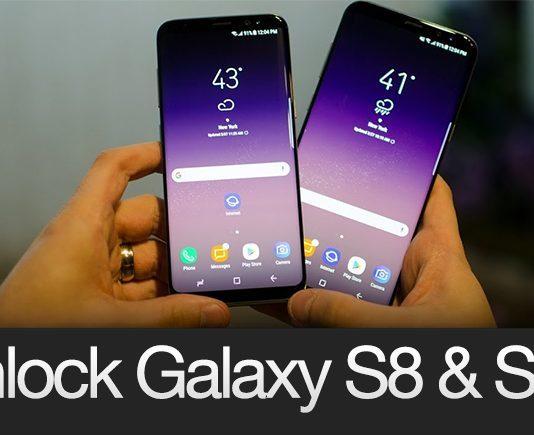 unlock samsung galaxy s8