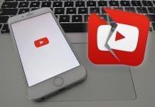 youtube crashing on iphone