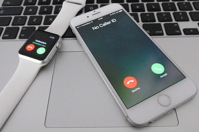 how to turn off caller id on iphone