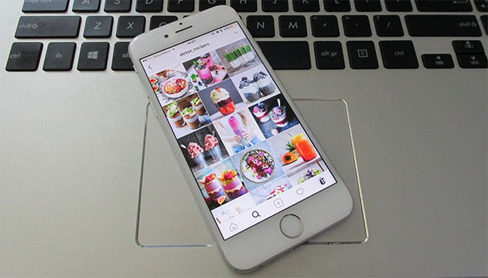 save instagram photos to iphone