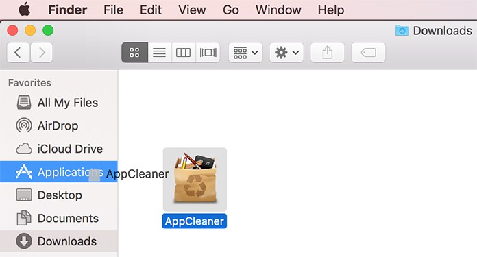 install appcleaner for mac