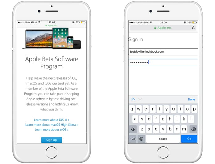 download ios 11 public beta