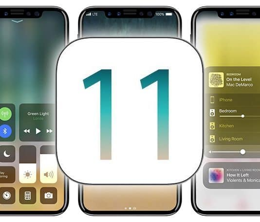 iphone 8 ios 11