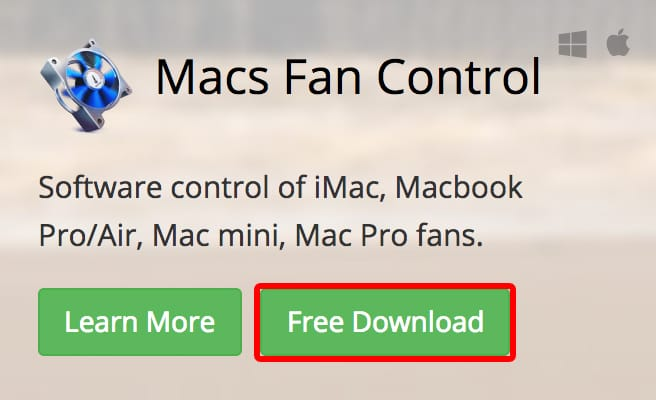 check macbook fan speed
