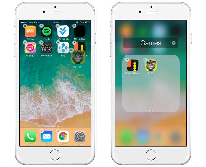 how to get all your apps on new iphone