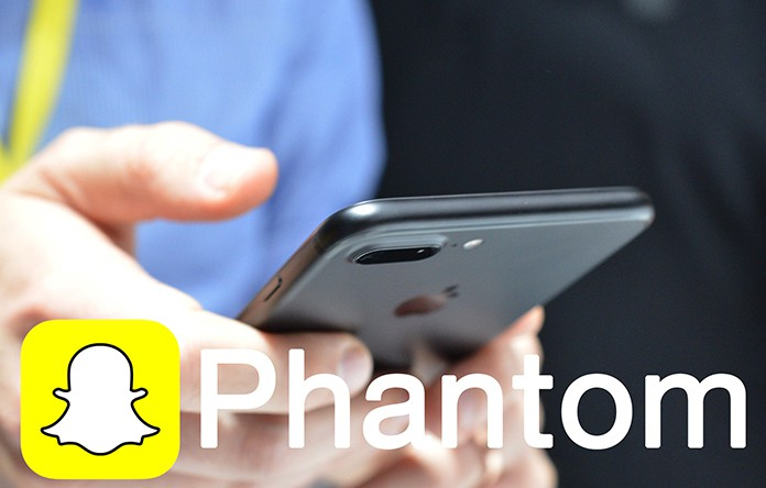 download snapchat phantom