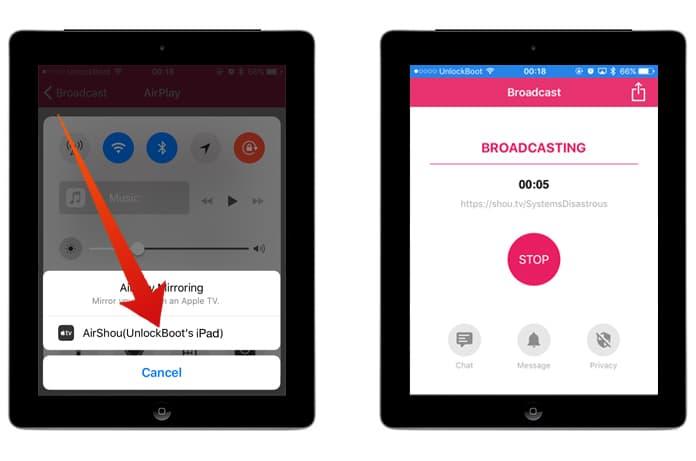 ipad screen recorder app