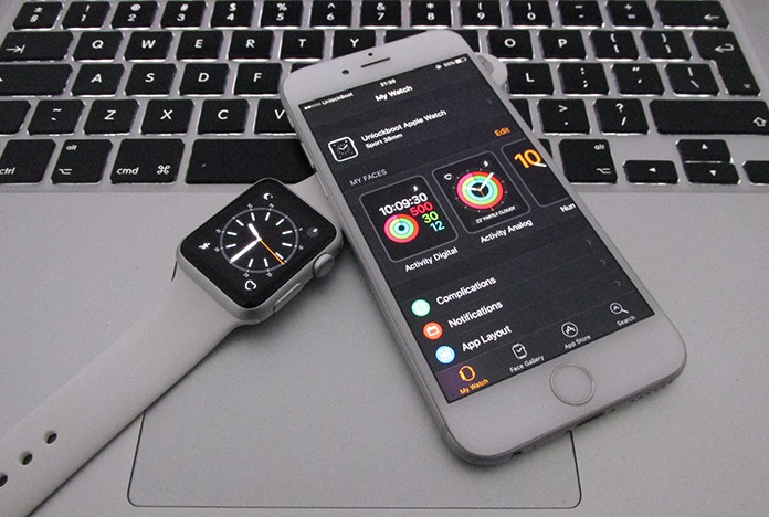 unlink apple watch from apple id