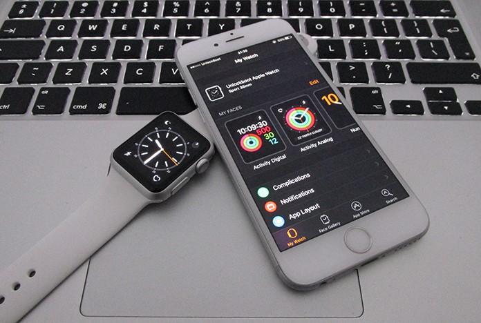 unlink apple watch from apple id
