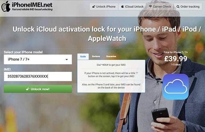 unlock icloud ios 11