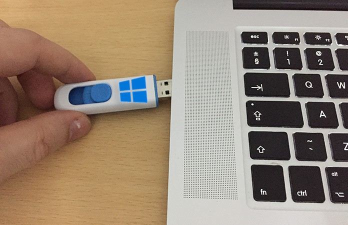 mac windows 10 to usb