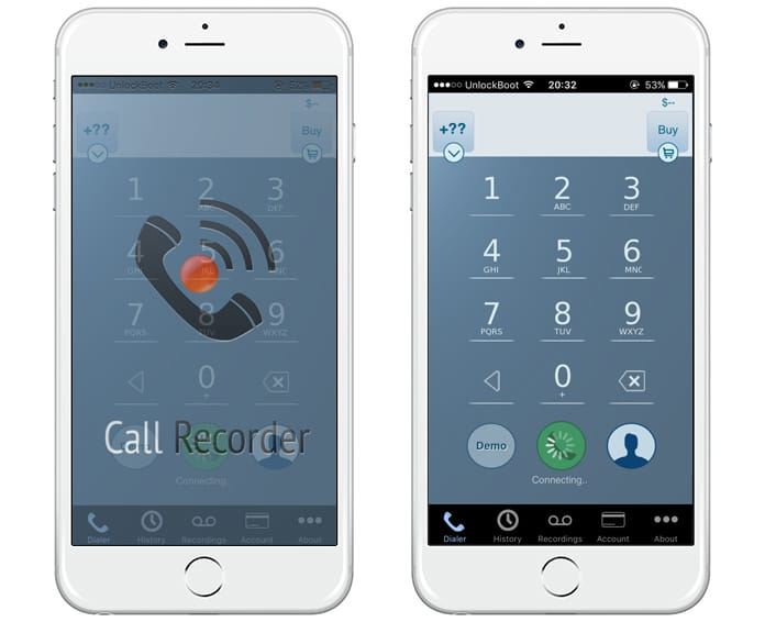 call recorder apps for iphone