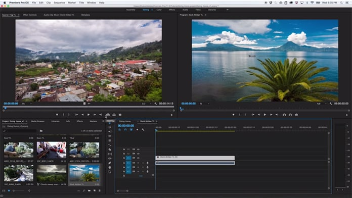 best final cut pro alternative