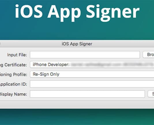 ios app signer download