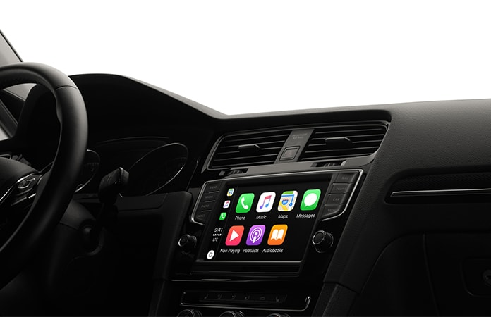 set up apple carplay