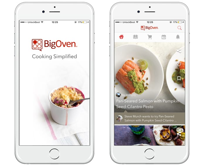 5 best cooking apps for ios and android to download in 2018 bigoven 350000 recipes and grocery list best food apps for ios forumfinder Images