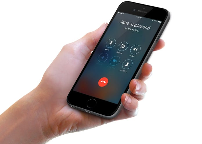transfer iphone call to bluetooth