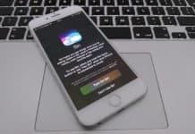 turn off siri on iphone