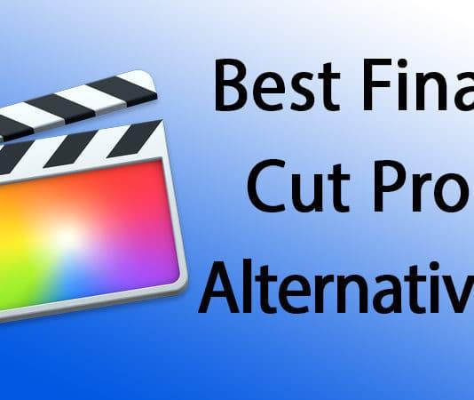 best final cut pro alternatives