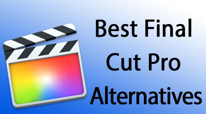 best final cut pro alternatives