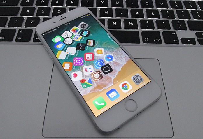 reset iphone home screen