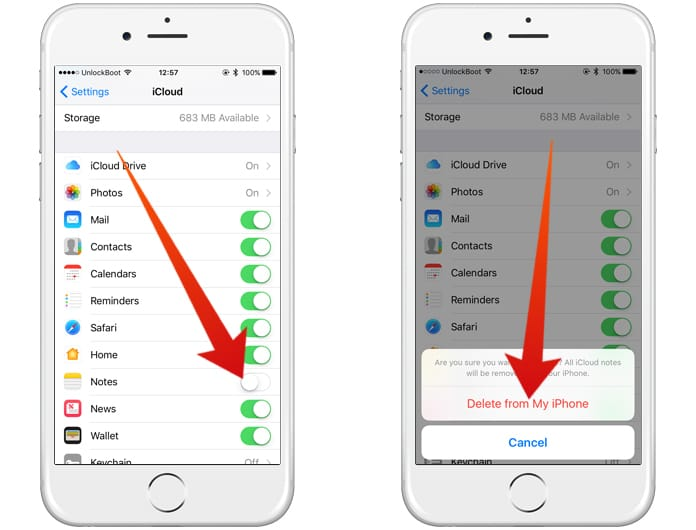 how to sync iphone with ipad icloud notes now not syncing on iphone or mac 19130