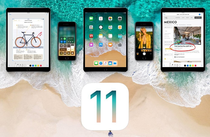 iOS 11 Compatible Devices - iPhone, iPad and iPod Compatibility