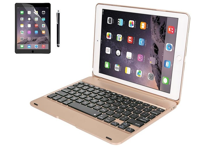 turn ipad into laptop