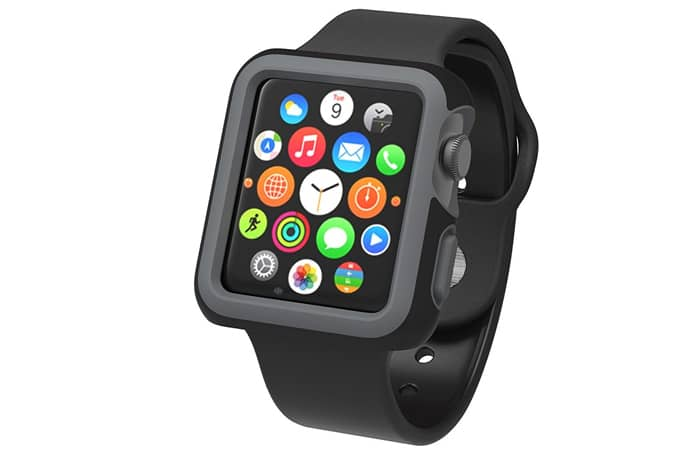 waterproof casing for apple watch