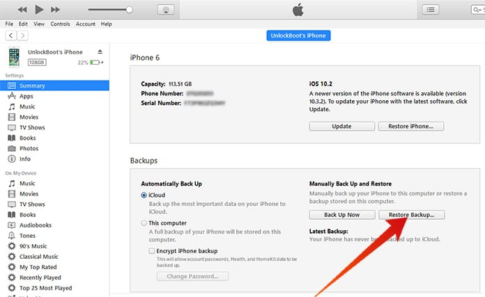 Reset iphone 5 jailbreak download