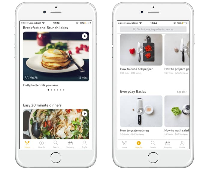 best recipe apps for iphone