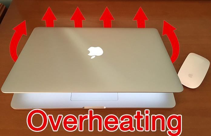 macbook overheating