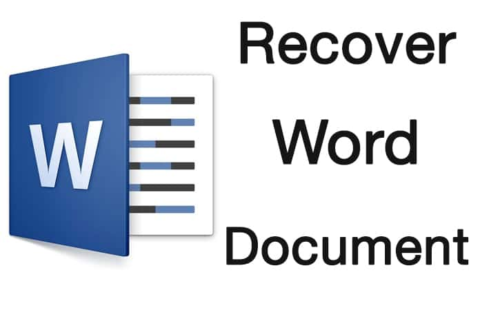 recover unsaved word document mac