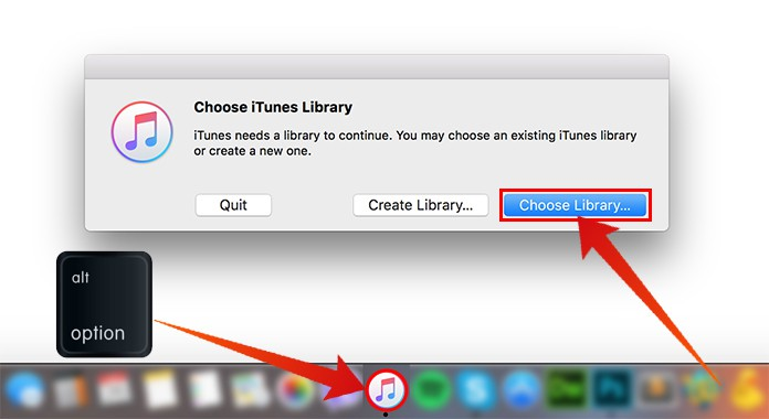 itunes refresh library
