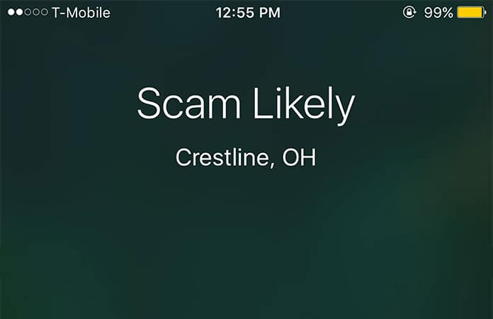 scam likely caller id