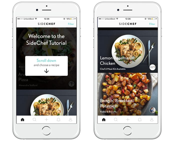 best cooking apps for iphone
