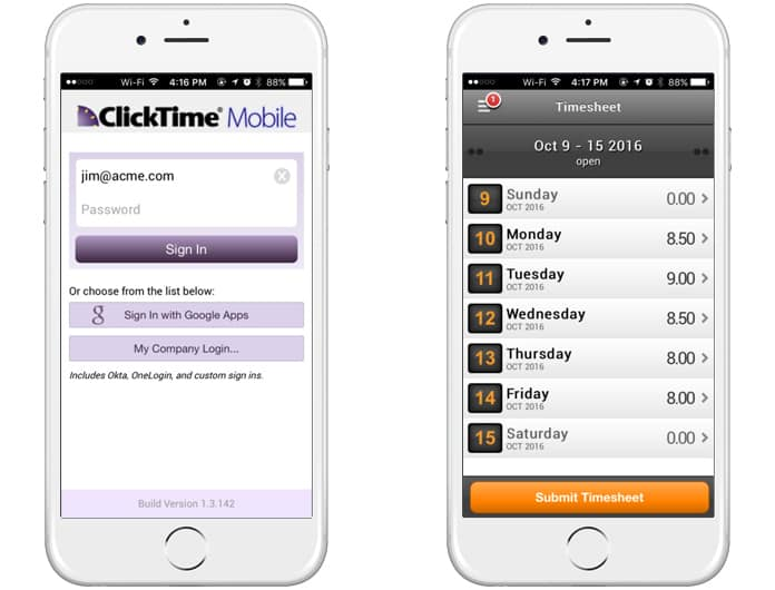 best time tracking apps