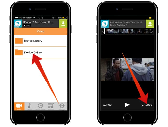 youtube to mp3 ios
