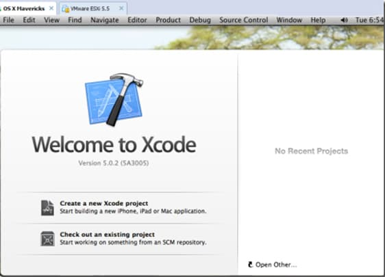 xcode for windows 7
