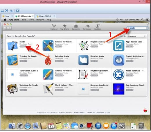 install xcode for windows 8