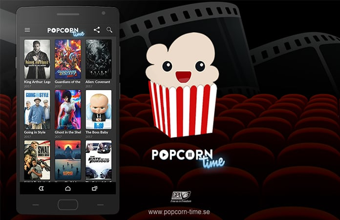 install popcorn time on android