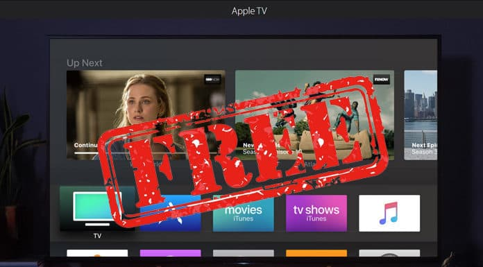 How to Watch Free Movies on Apple TV via Free Apps