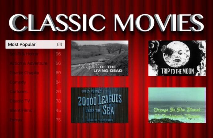 watch movies on apple tv
