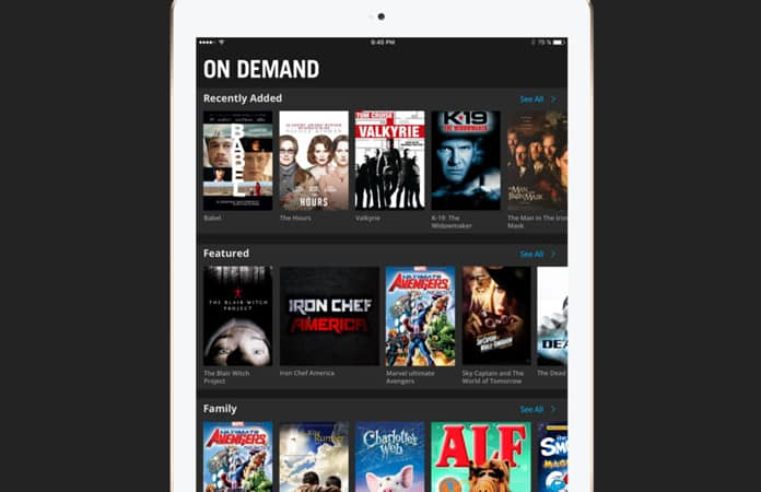 free movies on apple tv