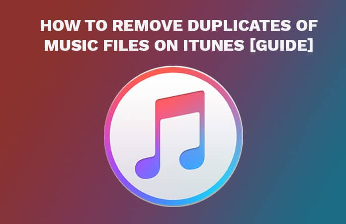 remove duplicates in itunes
