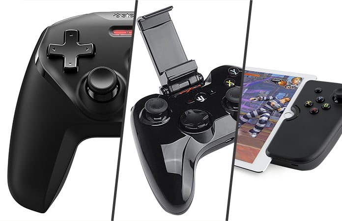 mfi gamepads for iphone